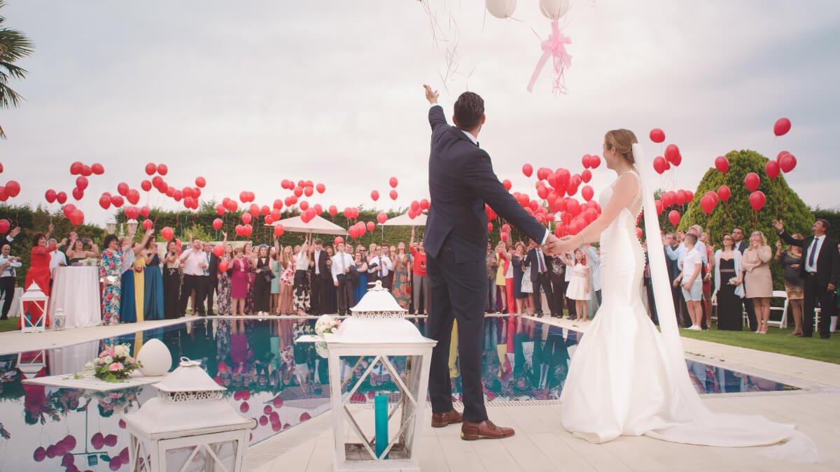 Bröllopsdagar och dess namn